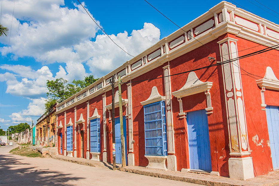 mexican-town